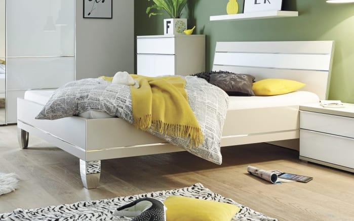 Bett Studioline In Dekor Sand Alpinweiss 140 X 200 Cm Online Bei Hardeck Kaufen