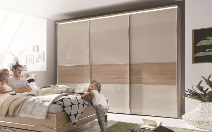 Schlafzimmer Studioline in Eiche natur-Optik/sand