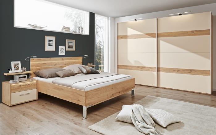 Schlafzimmer Utah in Eiche furniert/sand online bei HARDECK kaufen