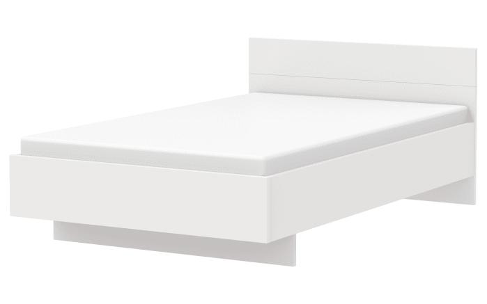 Bett Concrete in alpinweiß online bei HARDECK kaufen