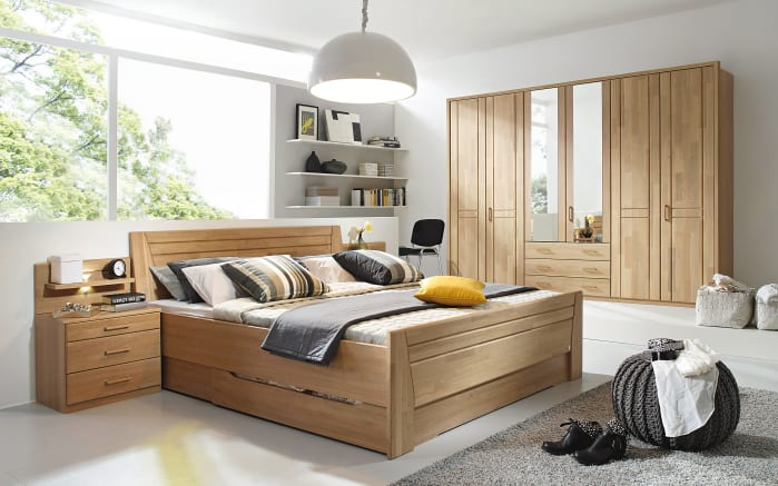 schlafzimmer sitara in wildeiche online bei hardeck entdecken. Black Bedroom Furniture Sets. Home Design Ideas