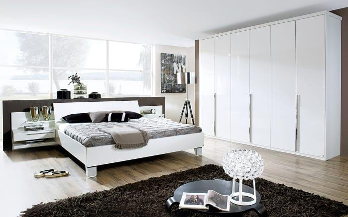 Schlafzimmer Anja Plus in weiß