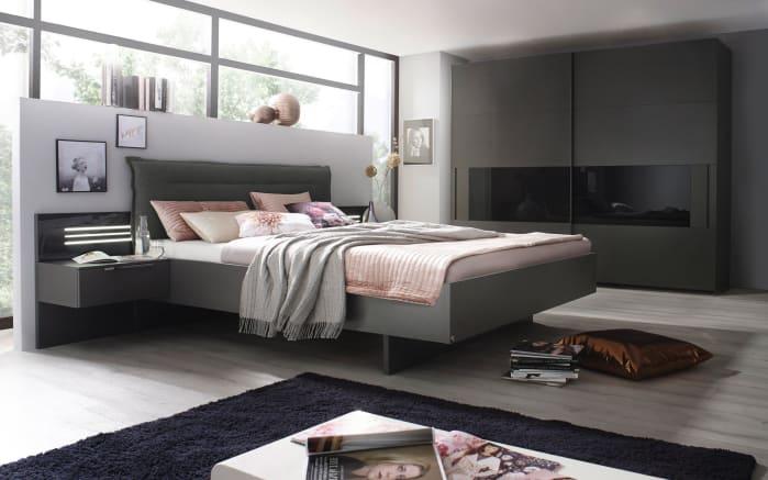 Schlafzimmer Joelle in graphit/basalt