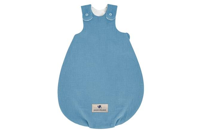 Babyschlafsack Terra in blau