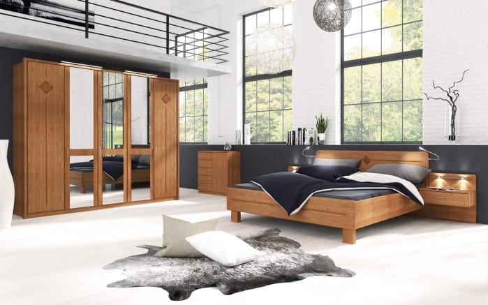 Schlafzimmer Rom in Erle teilmassiv online bei HARDECK kaufen