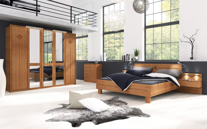 wiemann schlafzimmer rom online bei hardeck entdecken. Black Bedroom Furniture Sets. Home Design Ideas