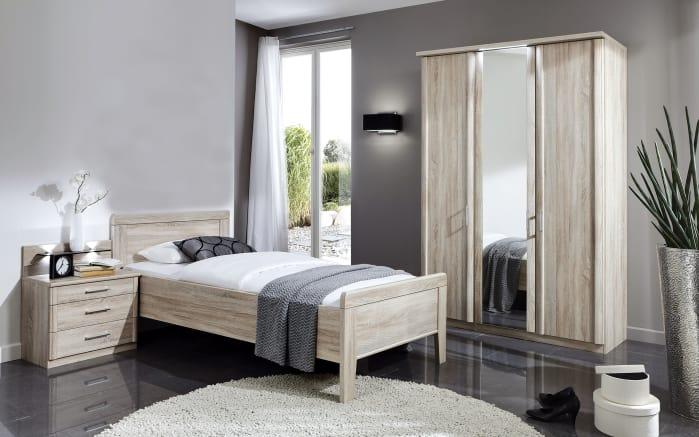 Komfortzimmer Meran in Eiche sägerau-Optik