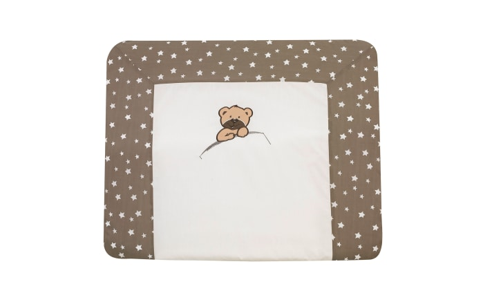 Wickelauflage Little Bear in beige