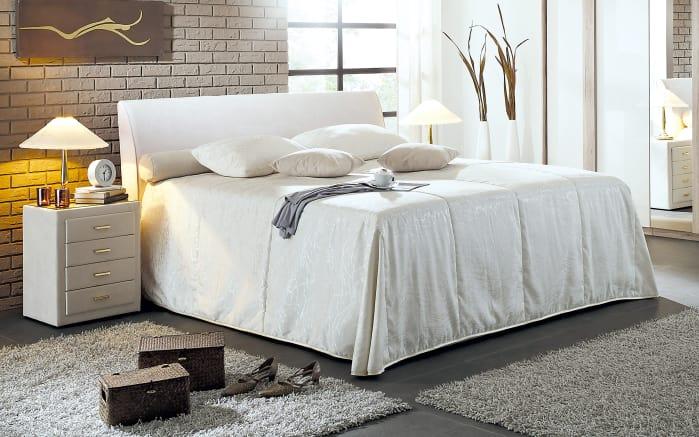 Polsterbett Swift Comfort in weiß