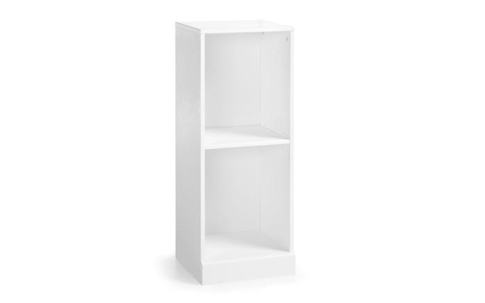 Unterstellregal für Wickelkommode Cinderella Premium in weiß