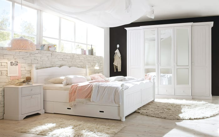 schlafzimmer cinderella premium. Black Bedroom Furniture Sets. Home Design Ideas