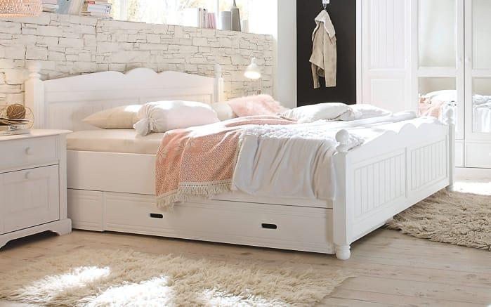 bett cinderella premium in kiefer wei online bei hardeck kaufen. Black Bedroom Furniture Sets. Home Design Ideas