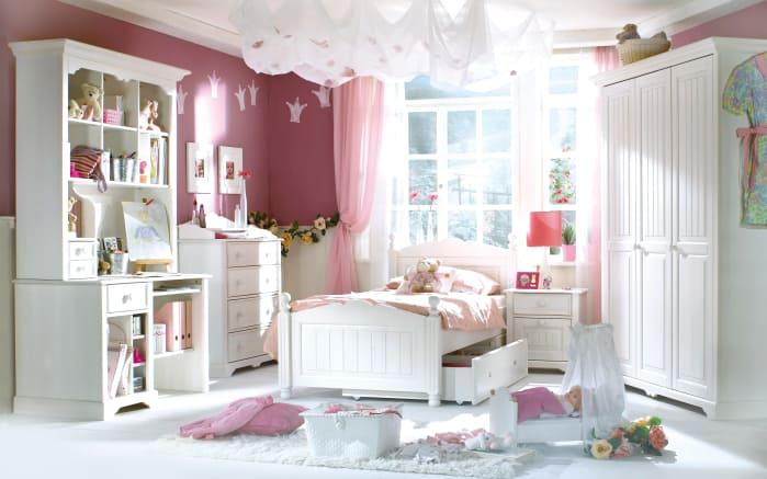 Jugendzimmer Programm Cinderella Premium In Weiß
