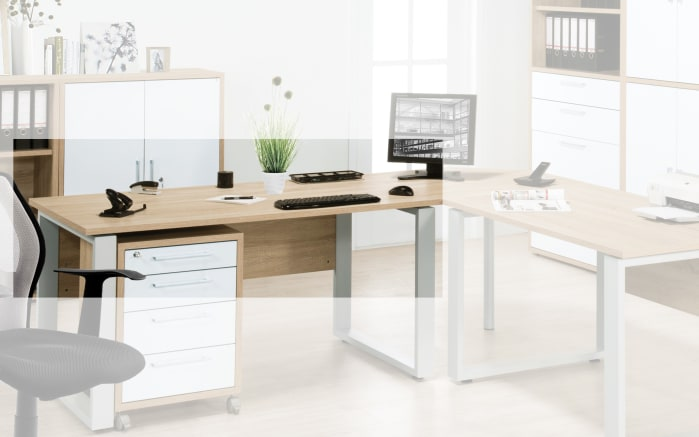 schreibtischplatte contact in sonoma eiche optik online bei hardeck kaufen. Black Bedroom Furniture Sets. Home Design Ideas