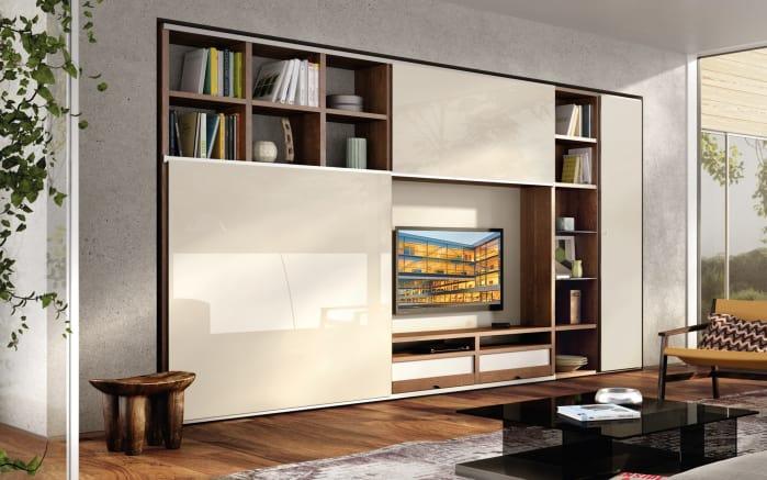 H lsta wohnwand mega design online bei hardeck entdecken - Wohnwand design ...