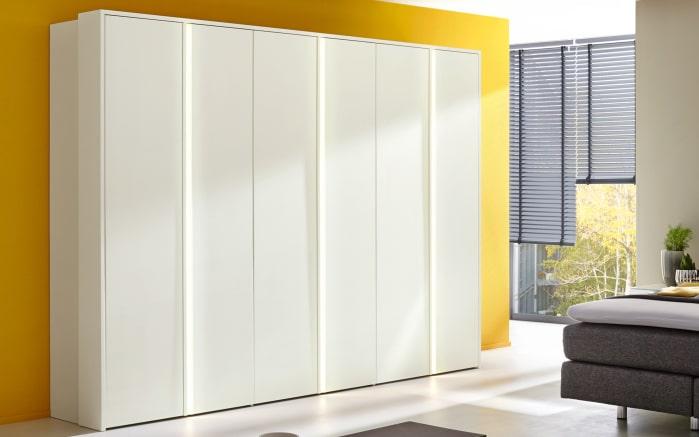 kleiderschrank multi forma in hochglanz reinwei online. Black Bedroom Furniture Sets. Home Design Ideas
