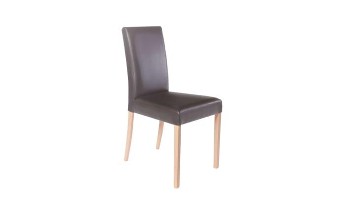 Stuhl Ivonne in braun