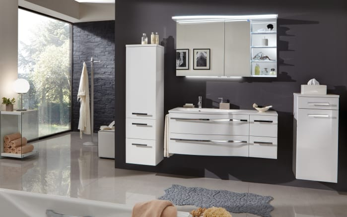 bad einrichtung 3160 motion in glanz wei online bei hardeck entdecken. Black Bedroom Furniture Sets. Home Design Ideas