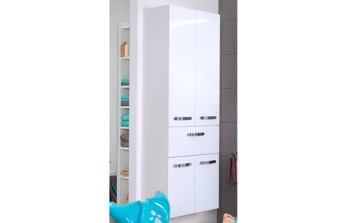 Hochschrank Solitaire 7005 in weiß