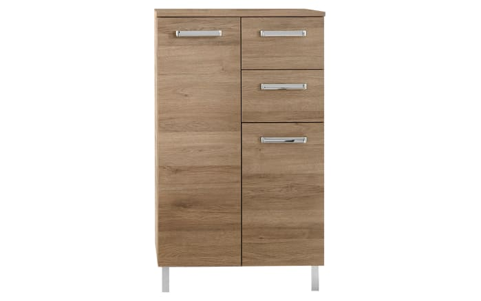 Highboard Offenbach in Sanremo Eiche-Optik