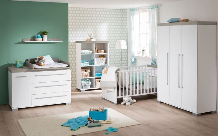 Babyzimmer Kira in weiß
