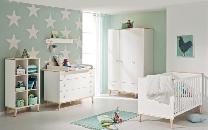 Interesting Babyzimmer Ylvie In Kreidewei With Babyzimmer Milla Gnstig.