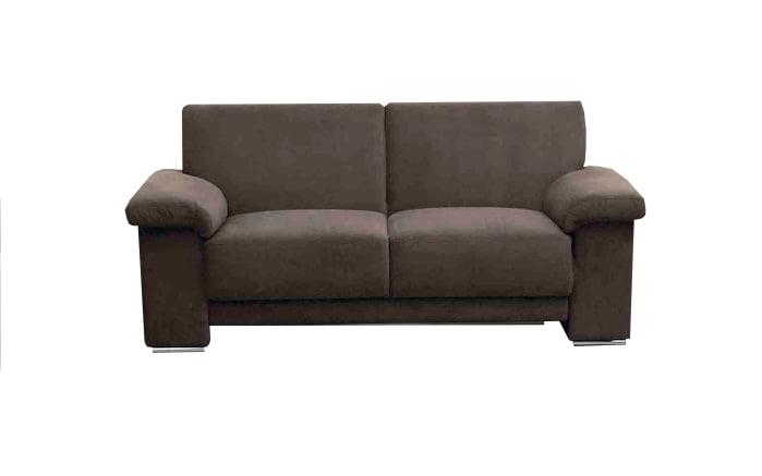 Sofa Arizona in braun (Bison) 2-Sitzer