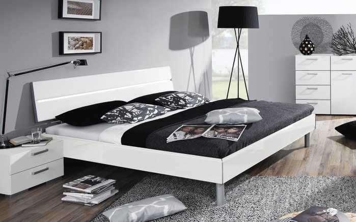 bett mavi plus in wei online bei hardeck entdecken. Black Bedroom Furniture Sets. Home Design Ideas