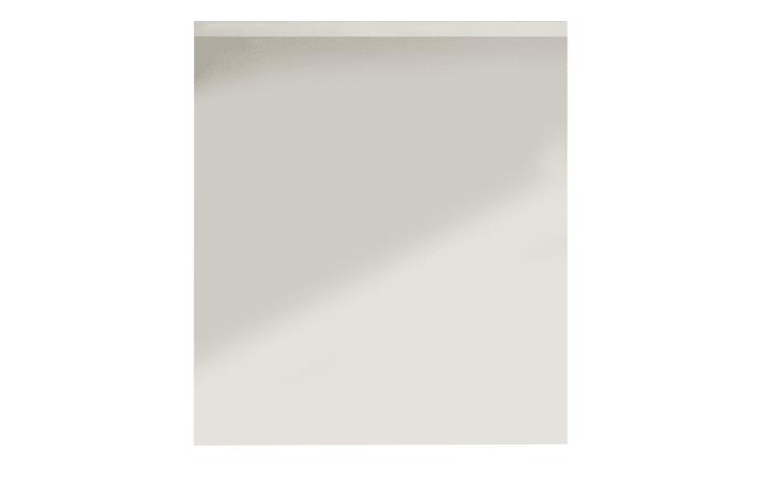 Spiegel Kolibri aus Klarglas, 82 x 93 cm