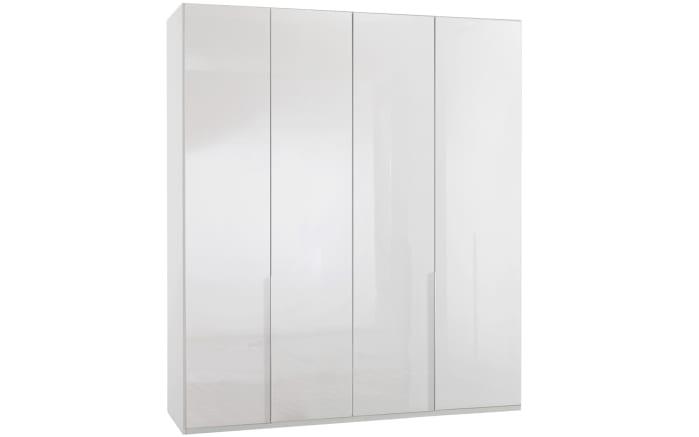 Drehtürenschrank New York D in weiß, Breite 180 cm online ...