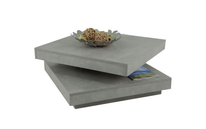 Couchtisch ben in betonoptik online bei hardeck kaufen for Couchtisch in betonoptik