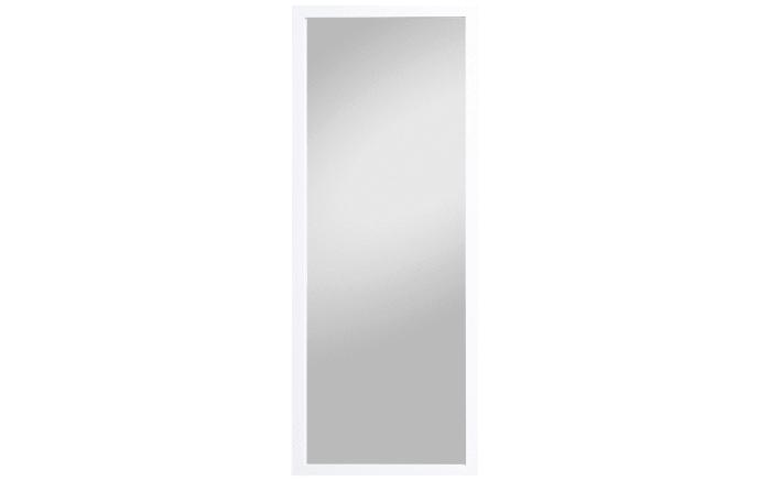Spiegel Kathi in Hochglanz weiß, 66 x 166 cm