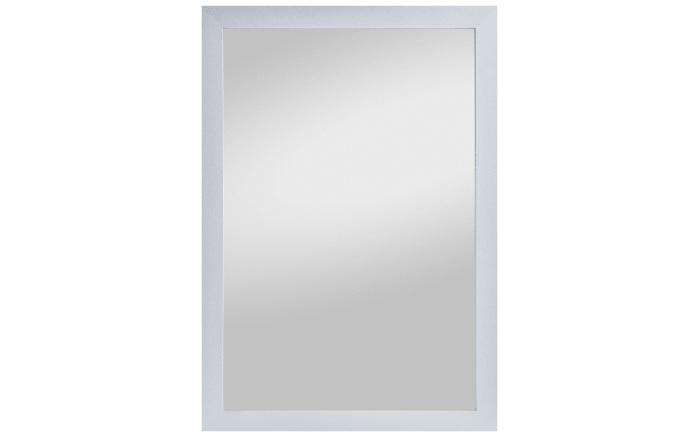 Spiegel Kathi in Silber-Optik, 48 x 68 cm