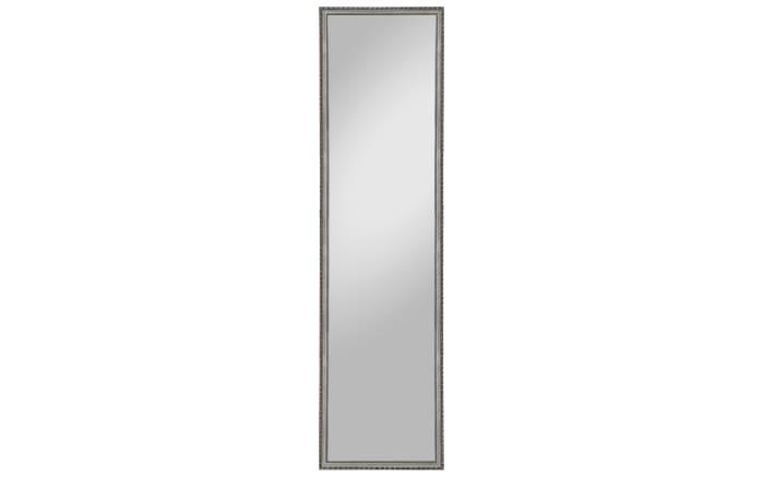 Rahmenspiegel Lisa in Silber-Optik  35 x 125 cm