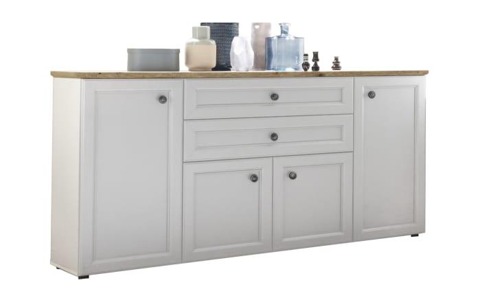 Sideboard Toskana in weiß