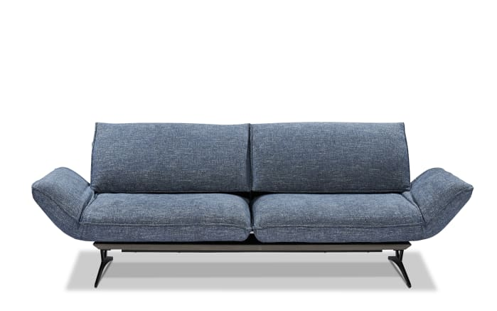 Sofa WK 587 Turno in blau