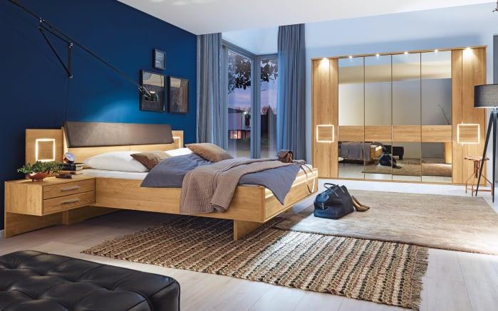 Schlafzimmer Samoa in Eiche teilmassiv online bei HARDECK kaufen