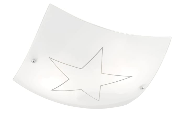 Deckenleuchte Nova in weiß