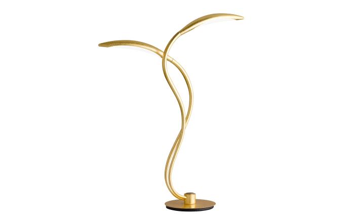 LED-Tischleuchte Hampton in goldfarbig