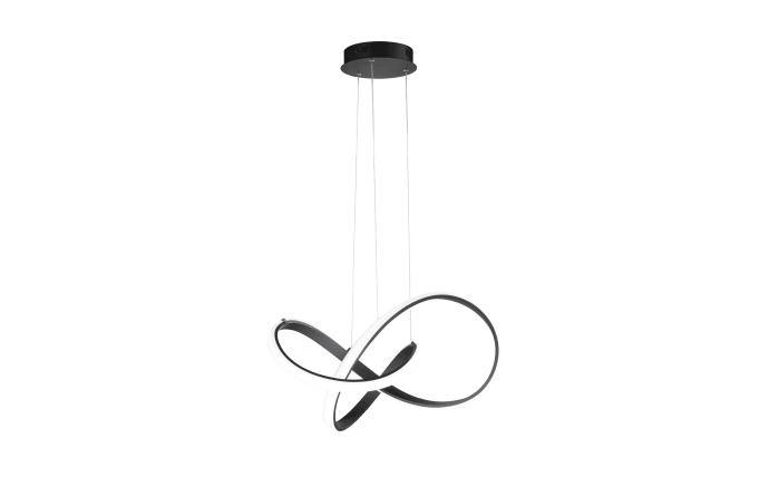 LED-Pendelleuchte Wiz-Indigo in schwarz