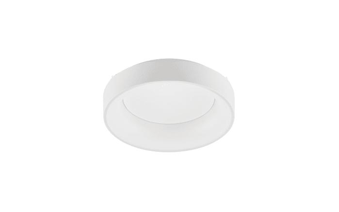 LED-Deckenleuchte Shay in weiß, 45 cm