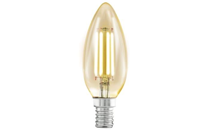 6x LED E14 4W 320lm Kerzenform Kerzen Birne warmweiß Leuchtmittel Eglo