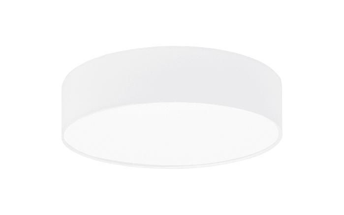 Deckenleuchte Revilla 1 in weiß, 38 cm