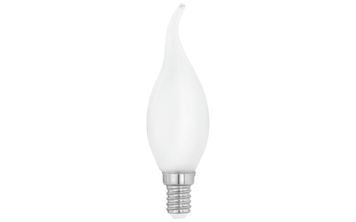 LED-Leuchtmittel Windstoß Milky Filament, 4W / E14