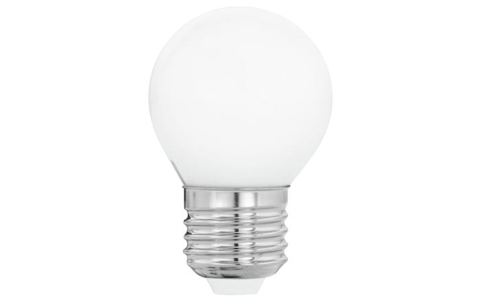 LED-Leuchtmittel Globus G45 Milky, 4W / E27