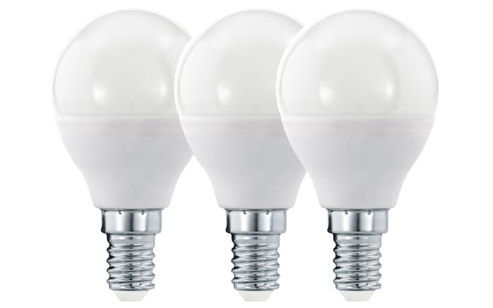 LED-Leuchtmittel 12886 6W / E14, 3er-Set
