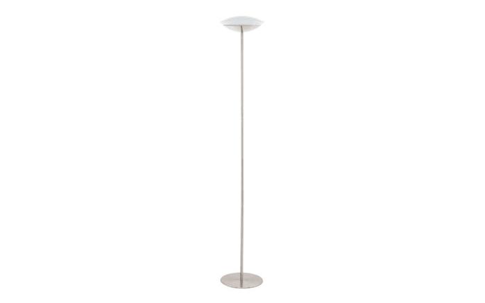 LED-Standfluter Frattina-C in nickel matt