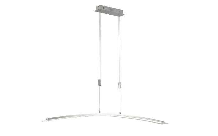 LED-Pendelleuchte Metis in nickel matt