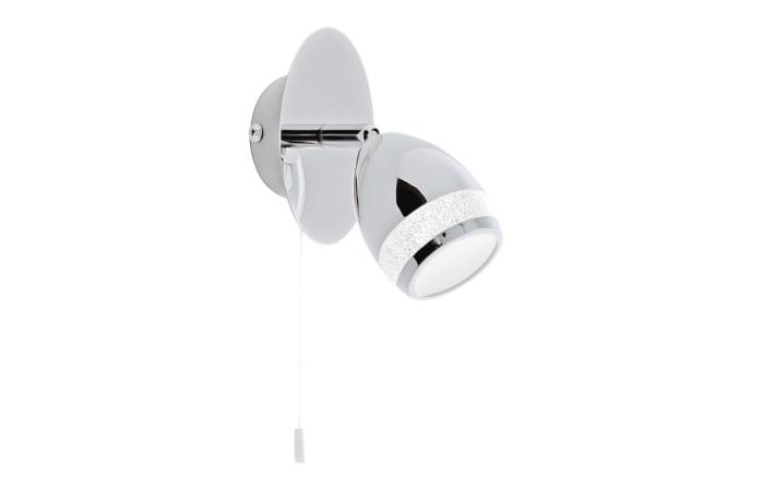 LED-Wandleuchte 2995-018 in chromfarbig