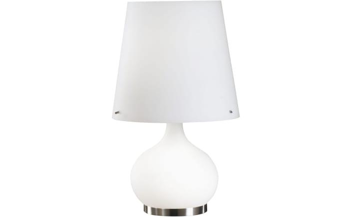 Tischleuchte Ade in weiß, 58 cm